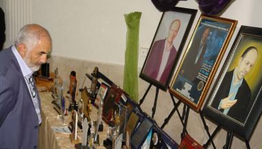 گزارش تصویری نمایشگاه دستاورد های علمی و پژوهشی پروفسور علی اکبر جلالی در دانشگاه صنعتی شاهرود