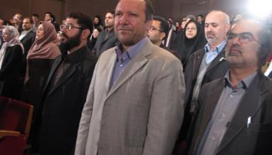 دکتر جلالی در جشنواره